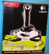 Logitech Extreme 3D Pro Twist Handle Joystick - PC