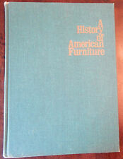 A History of American Furniture by N.I. Bienenstock (1970, Signed)