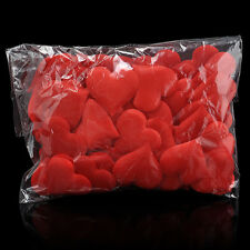 100Pcs Sweet Wedding Engagement Confetti Heart Petals Flower Party Table Decor
