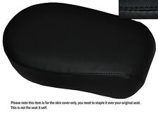BLACK STITCH CUSTOM FITS YAMAHA XVS 650 CLASSIC V STAR REAR SEAT COVER