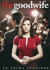 Dvd THE GOOD WIFE - Stagione Seconda - 01 - (Box 6 Dischi) Serie Tv ......NUOVO