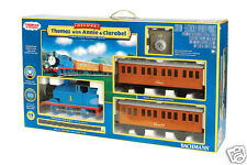Large Scale G Bachmann Thomas With Annie and Clarabel Train Set 90068