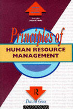 The Principles of Human Resource Management (Routledge