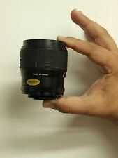BRAND NEW 135mm 2.8 COMPACT MULTI COATED TELEPHOTO lens M42 SCREW MOUNT JAPANESE