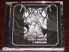 Morgion: God Of Death & Disease CD 2012 Dark Descent Records DDR066CD NEW