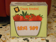 TAXI 109 - FRAGOLE ARANCIONI - cd singolo slim case
