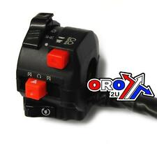 New Headlight Switch gear Starter,Off,Lights Moto Motorbike Motorcycle universal