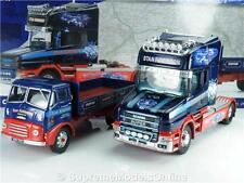 Scania t cab & morris 4 wheel stan robinson CC99204 corgi camion set 1/50TH * (=)