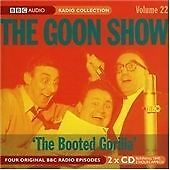 """The Goon Show vol 22  """"The Booted Gorilla BBC Radio Collection CD-Audio Book"""