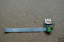 LENOVO IBM THINKPAD X121e USB PORT BOARD & RIBBON CABLE - 3ZFL8U80000