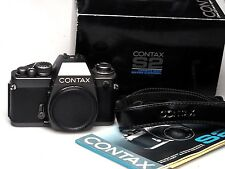 Contax S2 B S2b BOXED