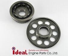 New One Way Bearing Freewheel Starter Clutch Gear Kits for KTM 520 EXC 1999~2002
