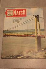 PARIS MATCH 537 (25/07/1959) PONT TANCARVILLE MORT GROCK TOUR DE FRANCE
