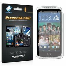 3x Mobile Phone Membrane Screen Protector For HTC Desire 526G Dual