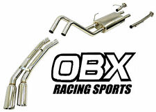 OBX Exhaust 09 10 11 12 13 14 Toyota Tundra 5.7L V8 Crew Cab Pickup 2/4DR