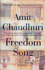 Freedom Song BRAND NEW BOOK by Amit Chaudhuri (Paperback, 2015)