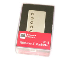 Seymour Duncan SH-15 Alternative 8 Nickel Humbucker Bridge Pickup 11102-85-Nc