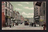 Barnsley - Cheapside - colour printed postcard