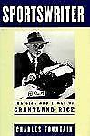 Sportswriter: The Life and Times of Grantland Rice-ExLibrary