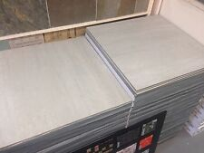 ITALIAN 60x30cm LIGHT GREY MATT PORCELAIN WALL & FLOOR TILES  £19.99 PER SQM