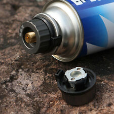Camp Picnic Burner Cartridge Gas Fuel Canister Stove Cans Tank Adapter Converter