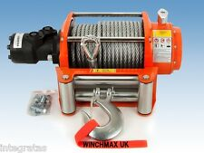 HYDRAULIC RECOVERY WINCH 150000 lb WINCHMAX BRAND ~ WINCH ONLY