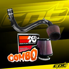 07-13 Mazdaspeed 3 Turbo 2.3L Black Cold Air Intake + K&N Air Filter