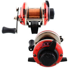 Brand Right Handed-Round Big-Game Baitcasting Fishing Reel Trolling Reels