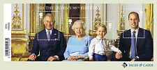 2016 The Queen's 90th Birthday Stamp Miniature Mini Sheet No.116 with Barcode