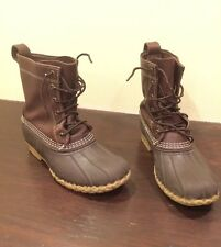 "Original Authentic LL Bean Boots 8"", Women's size 7 / Awesome !"