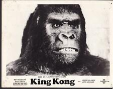 King Kong 1976 King Kong face close up original movie photo 17823