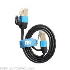 NEW High Speed Xiaomi Millet Cat6 0.5M Flat Gigabit Ethernet LAN Network Cable