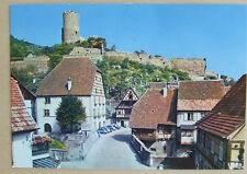 Castle in Kaysersberg L'Alsace postcard