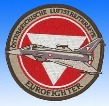Patch écusson Eurofighter Osterreichische Luftstreitkrafte