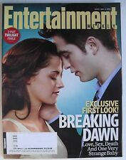 KRISTEN STEWART  ROBERT PATTINSON  TWILIGHT 5/6/2011 ENTERTAINMENT WEEKLY