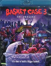 Basket Case 3 Blu Ray Synapse Frank Henenlotter Horror Gore Creature