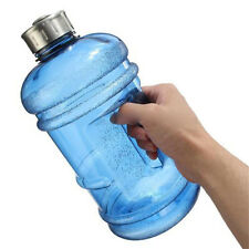 2.2L Free BPA Big Sport Gym Training Travel Drink Water Bottle Cap Kettle Jug