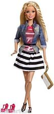 Barbie Style Doll Fashion Details Flats to Heels 100+ Poses w/ Rooted Eyelashes