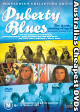 Puberty Blues DVD NEW, FREE POSTAGE WITHIN AUSTRALIA REGION ALL