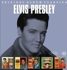 Elvis Presley Original Album Classics At The Movies 5 CD NEWS SEALED