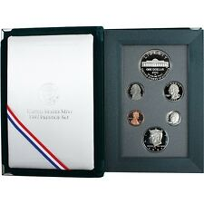 1997 Botanic Gardens Prestige Proof Coin Set United States Mint