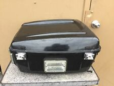 Whelen Harley Davidson Motorcycle radio trunk case Tour pak Led + WS-321 amp #14