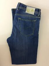 "Jacob Cohen 620 Comfort Men's Jeans, W36"" L30"" Denim Blue, Vgc"