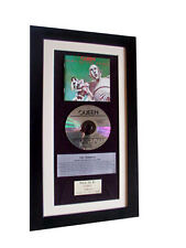 QUEEN News Of World+MERCURY CLASSIC Album TOP QUALITY FRAMED+EXPRESS GLOBAL SHIP