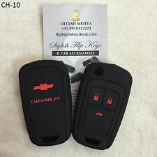Chevrolet Stylish Silicone Car Key Cover for CRUZE