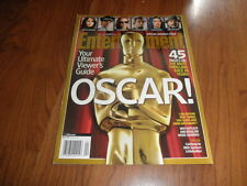 Entertainment Weekly-OSCAR ISSUE-Four Covers-2013