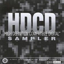Hdcd Sampler by Various Artists (CD, Sep-2005, Reference Recordings)