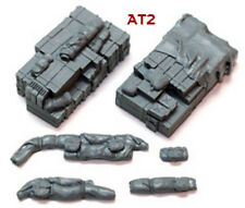 1/72 scale 72AT2 Allied Truck Blob (2 Pack) WW2 lorry stowage