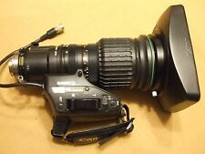 "Canon YJ12X6.5B4 IRS-A WIDE ANGLE w/2Extender 12pin 2/3"" B4 Mount Lens"