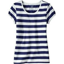 SFK Old Navy Striped Crew-Neck Tees